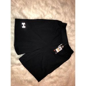 mens black Under Armour shorts brand new with tags
